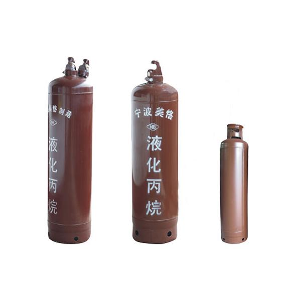 液化丙烷(丙烯)钢瓶Y02